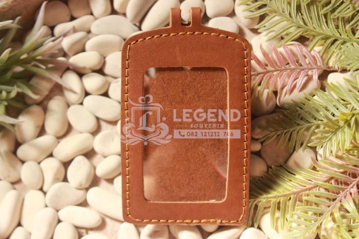 id card kulit souvenir jogja