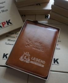 Hadiah Binder Kulit Premium KPK