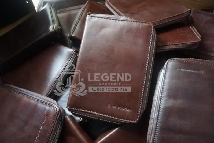 souvenir binder pesanan bank indonesia