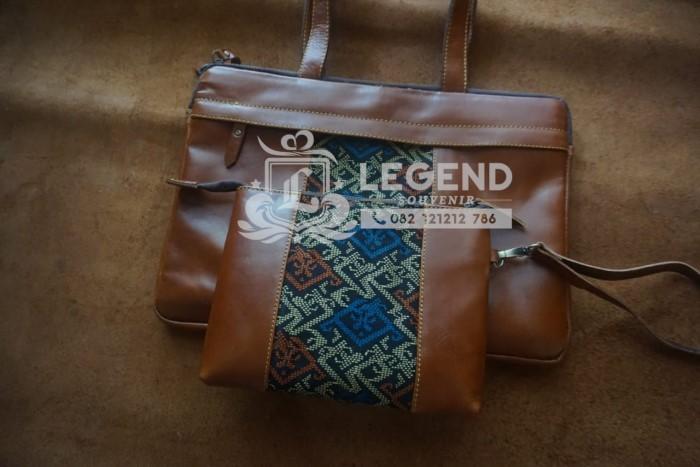 Jual tas kulit batik berkualitas