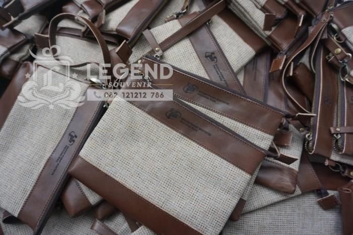 clutch kulit goni buatan vendor haikiindonesia