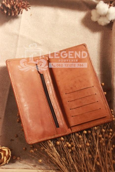 dompet kulit souvenir kantor cilegon