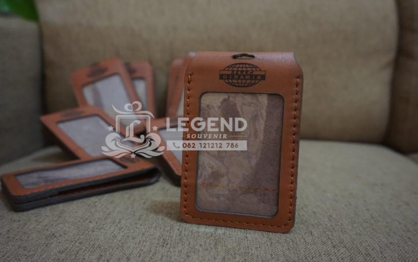 souvenir id card kulit untuk souvenir eksklusif