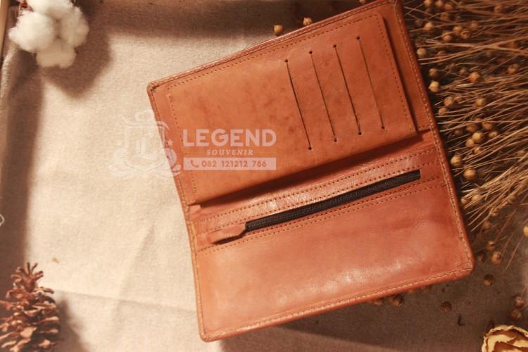 dompet kulit unik ramah lingkungan