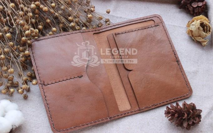 souvenir passpord holder kulit bali