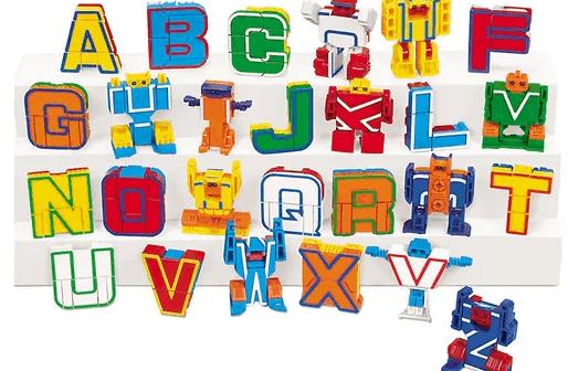 belajar mainan anak alphabet
