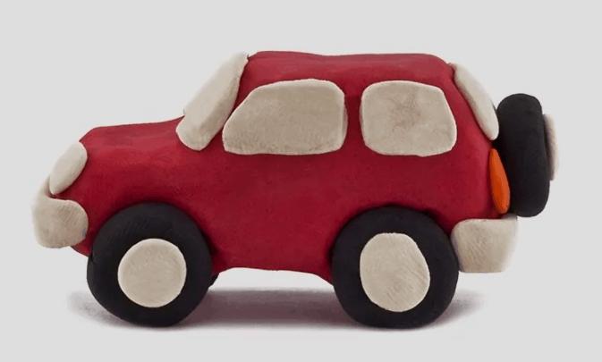 boneka mobil mini