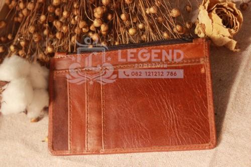 card holder leather unik di bandung