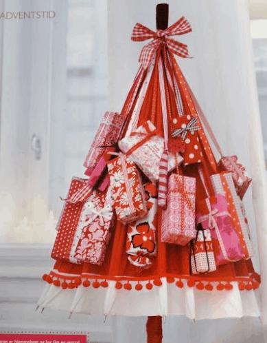 payung lipat natal