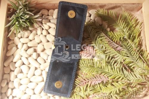 id card kulit khas bandung