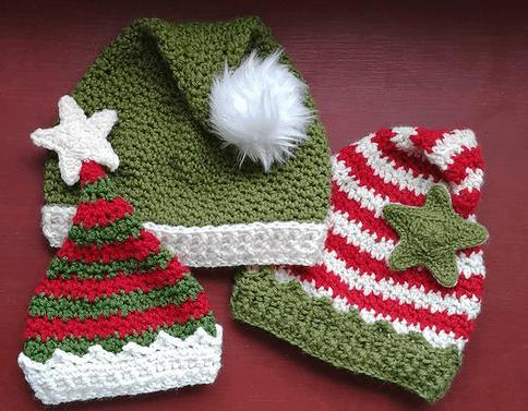 topi santa untuk souvenir natal